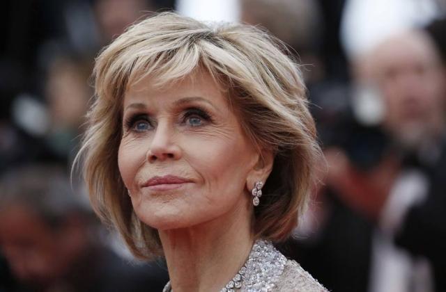 Elas envelhecem bem _ Jane Fonda, 80 anos