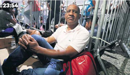 A vitória de José Augusto, 70 anos, desempregado