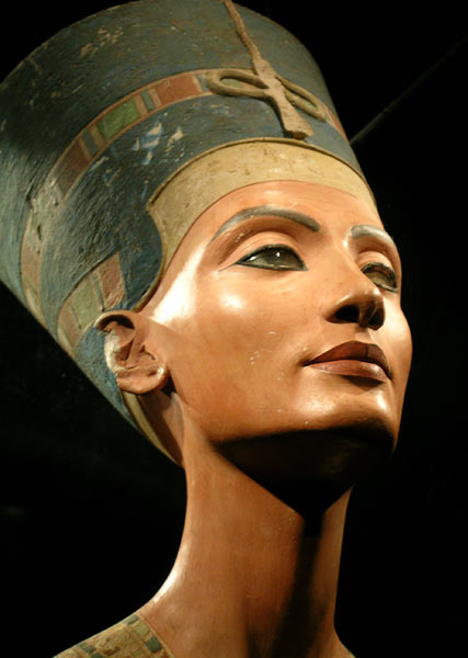 Pescoço de Nefertiti