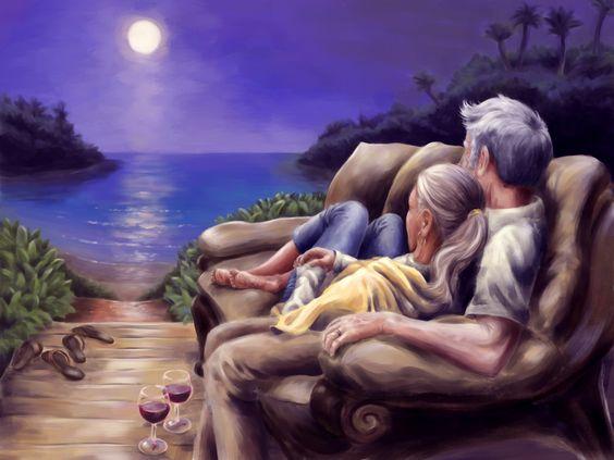 NY: idosos namoram nos lares