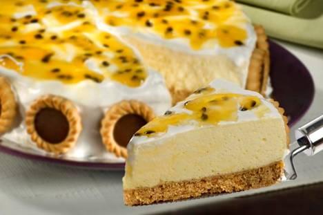 A torta de paixão