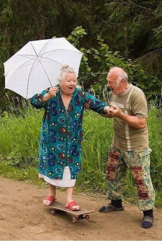 Envelhecimento Ativo é: ser geroadolescente