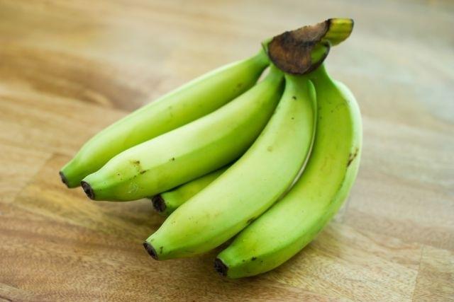 O médico receitou biomassa de banana …