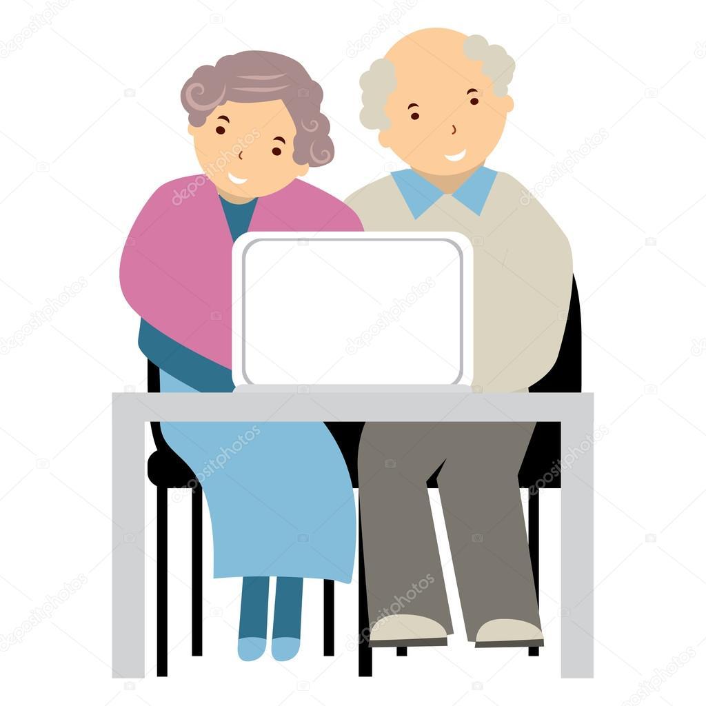 depositphotos_13819796-stock-illustration-elderly-at-a-computer