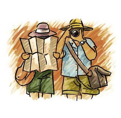 Personalidade do turista