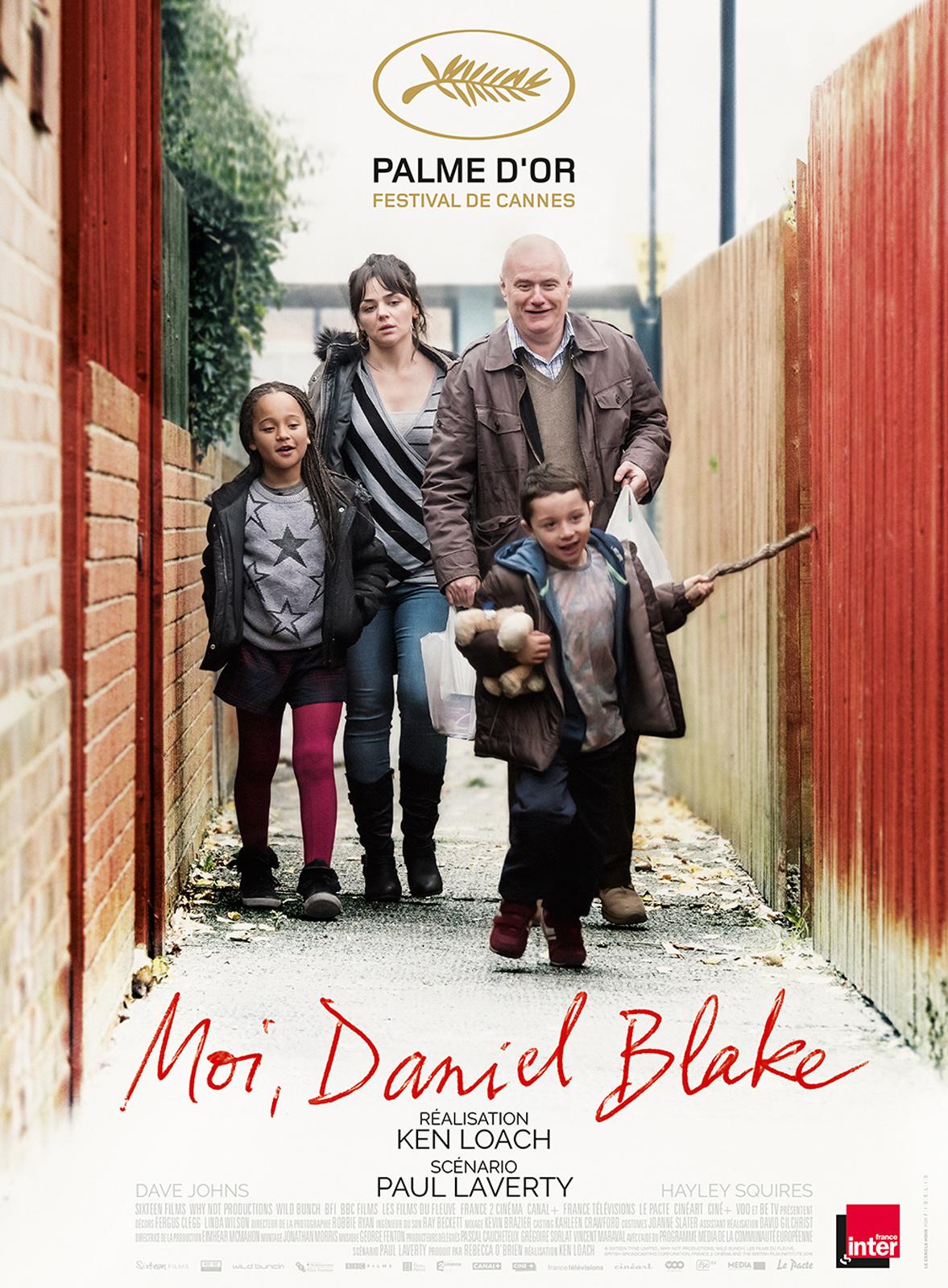 """Sessão das 10 : """"Eu, Daniel Blake"""" _ esse  filme eu já vi e eu morro  no  final"""