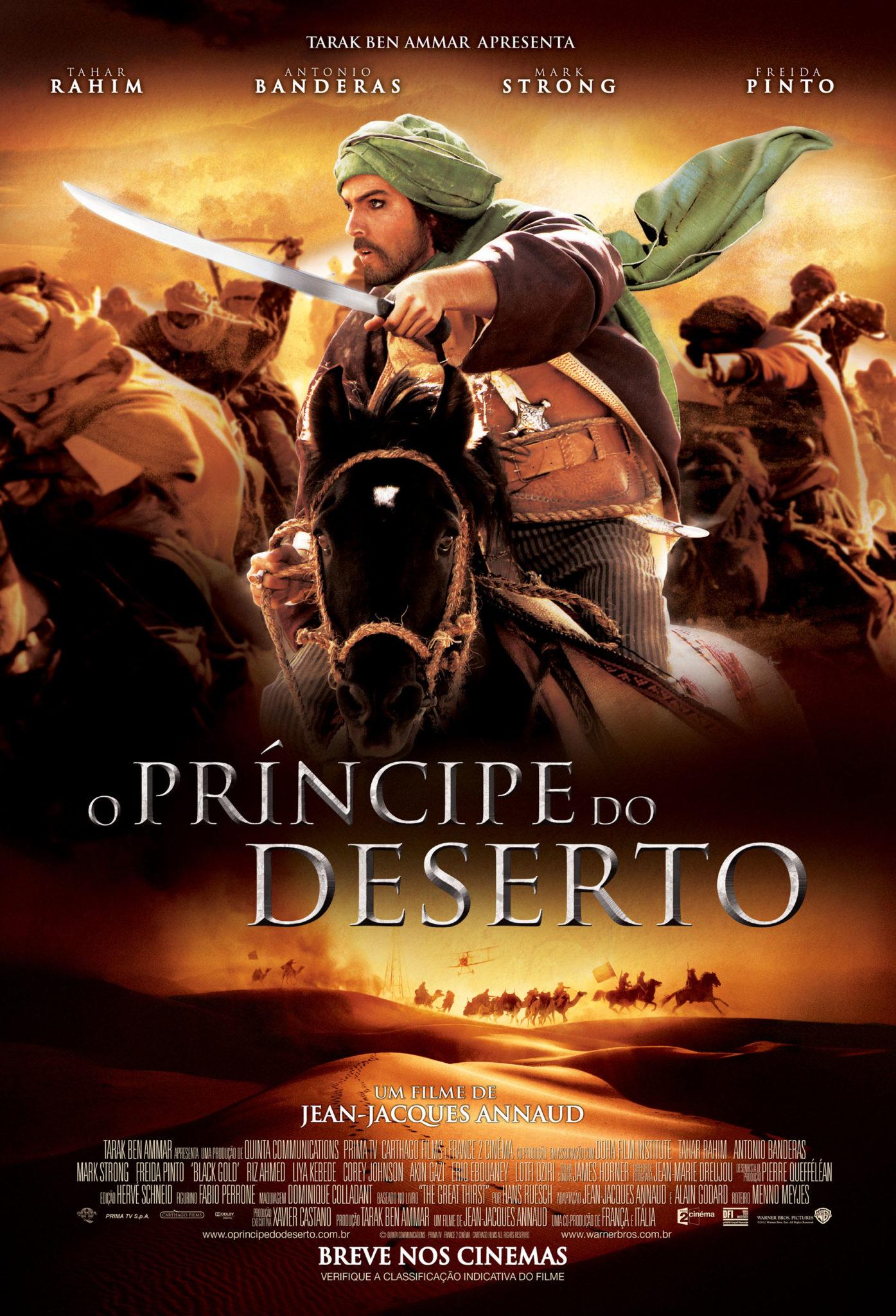 Sessão das 10  _ O Príncipe do Deserto