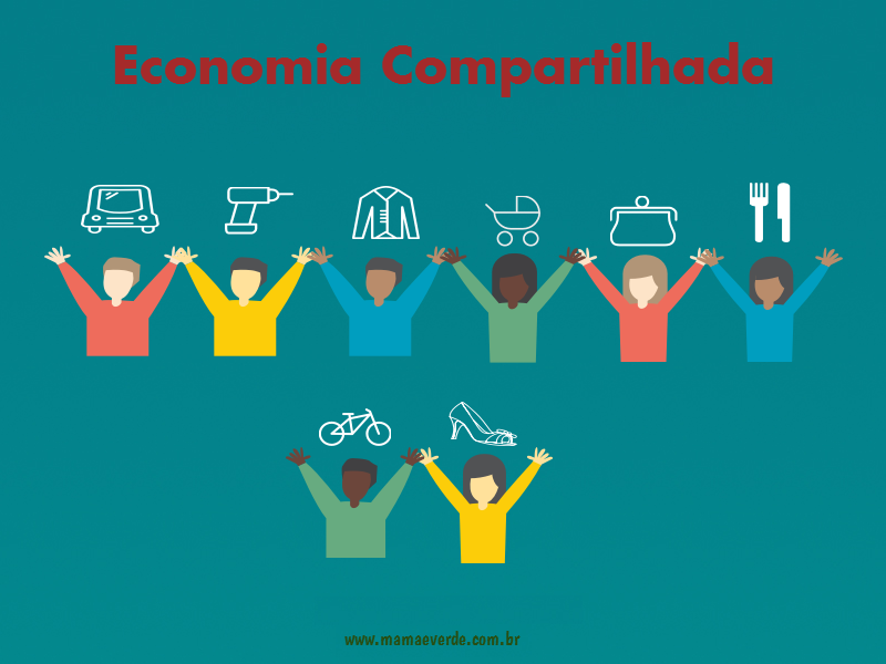 Economia Colaborativa, a vez da  Terceira Idade