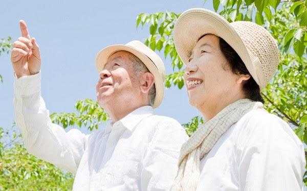No Japão, $$$ e Poder são da Terceira Idade