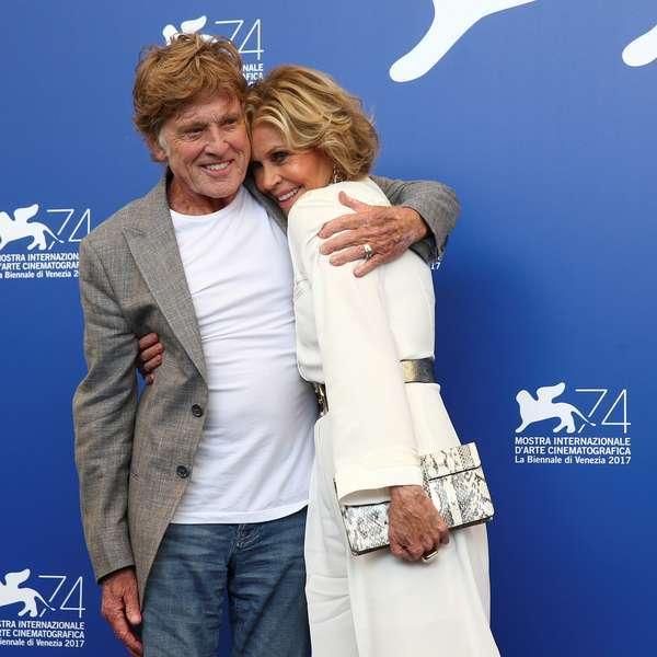 """Sessão  das 10: """"Nossas Noites"""" com Jane  Fonda e Robert Redford"""
