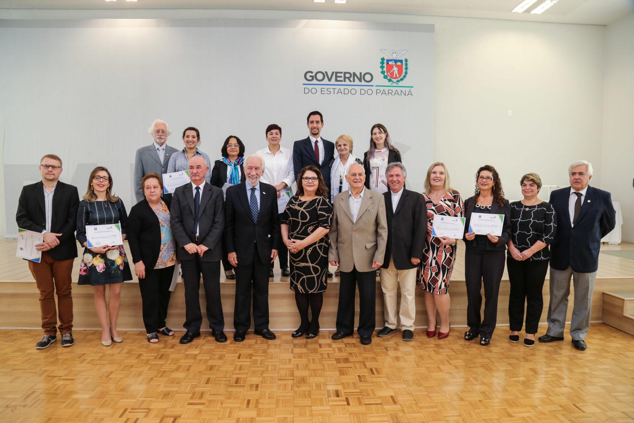 Novos membros do Cedi representam 1,7 milhão de idosos do Paraná