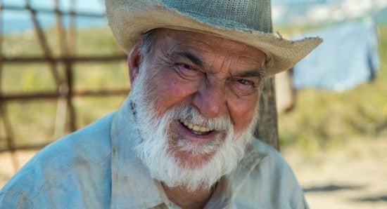 Ele envelhece bem _ Lima Duarte, 89 anos