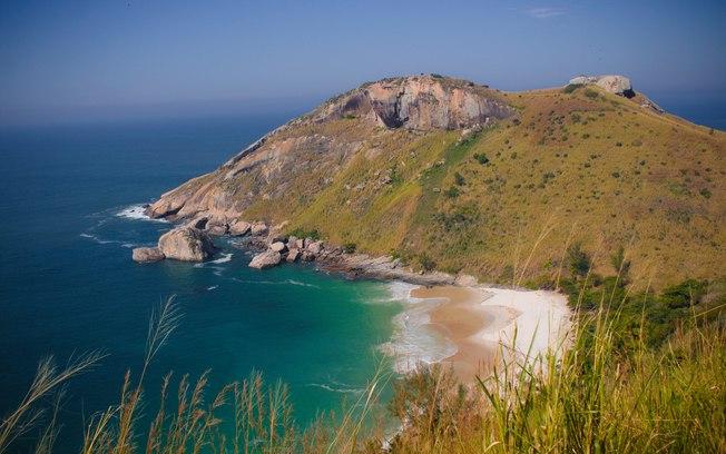 Turismo em Casa : praias menos conhecidas do Rio