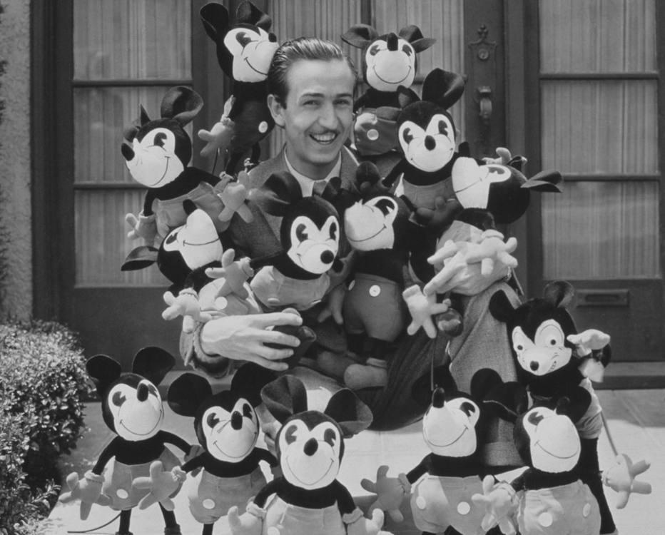 Eles Envelhecem Bem _ Mickey Mouse, 90 anos
