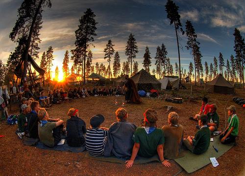 Na Natureza: os hippies é que estavam certos